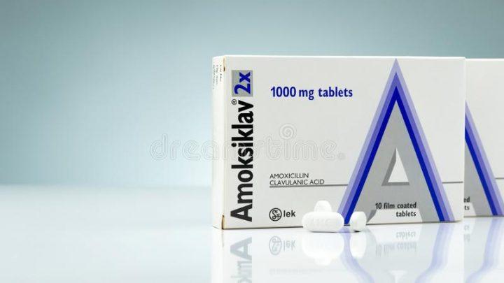 Amoksiklav in sredstva za reševanje zdravstvenih težav