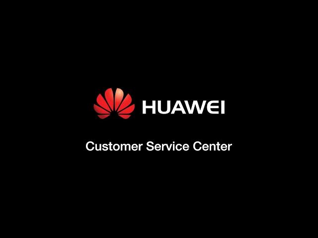 Za varno uporabo telefona poskrbi tudi Huawei servis