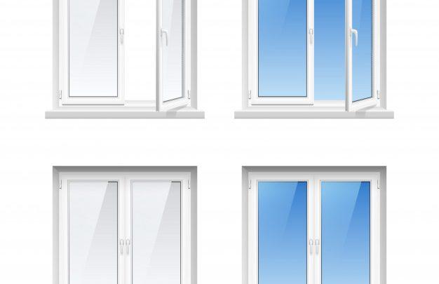 PVC okna so pogosto najboljša izbira