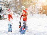 Zimske radosti vsakega otroka