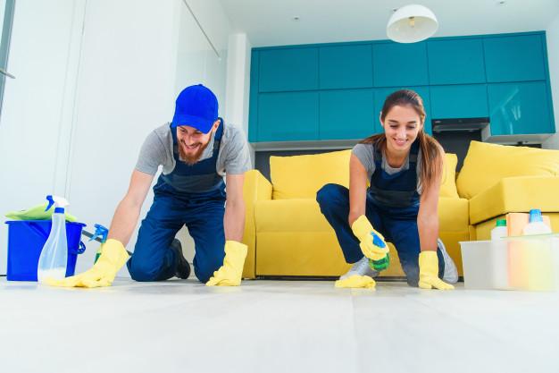 Čistilci tal za svežino in čistočo vašega bivalnega prostora