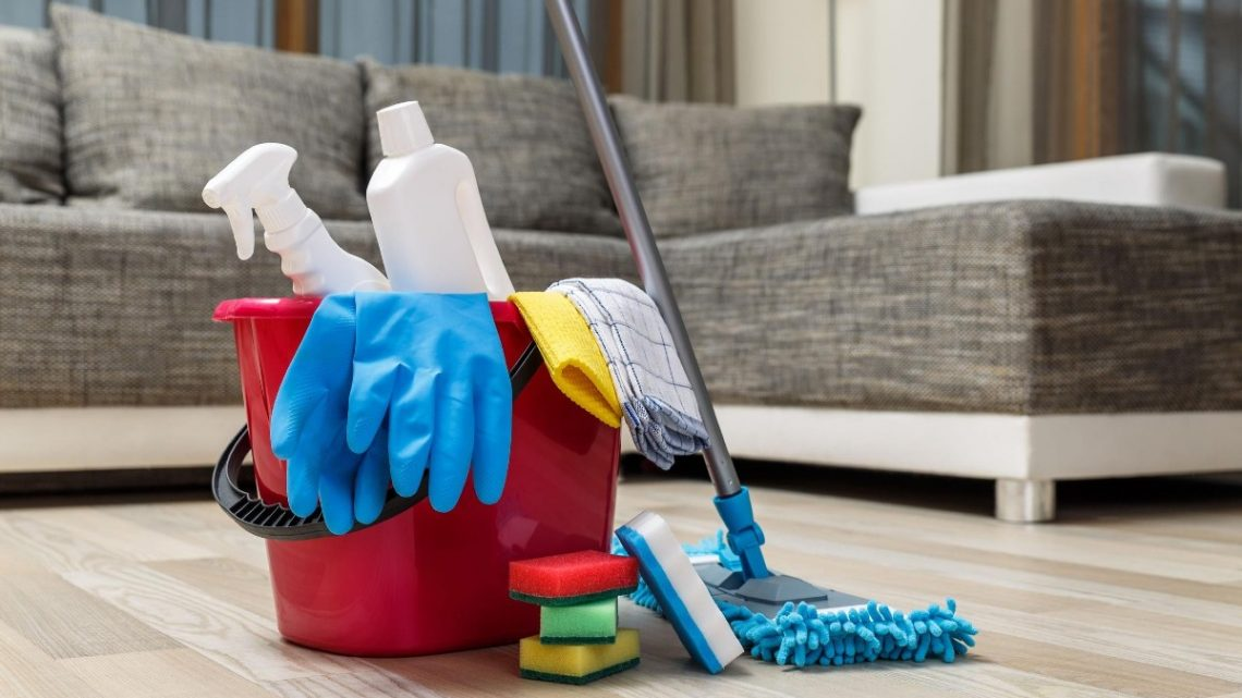 Čistilni servis lahko izkoristimo tudi doma