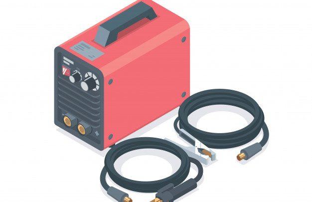 Inverterski varilni aparat za popolno varjenje