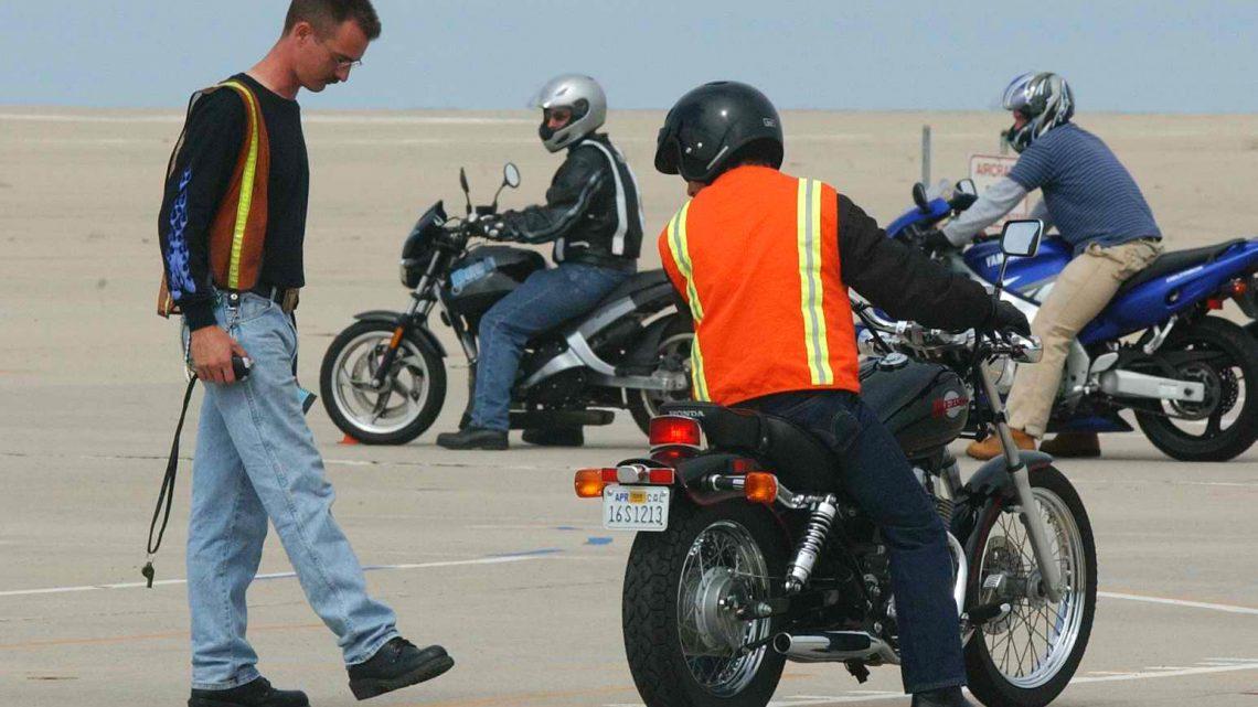 Obvezna varna vožnja za motoriste