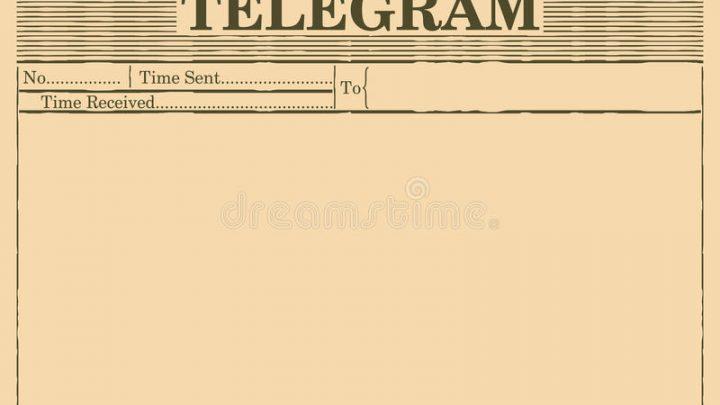 Telegram medo za nasmeh na obrazu