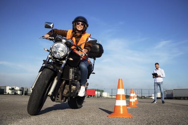 varna vožnja za motoriste